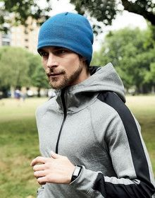 ACTIVE PERFORMANCE BEANIE FRENCH NAVY  L'