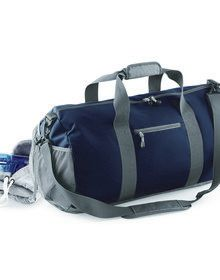 ATHLEISURE KIT BAG FRENCH NAVY  L'