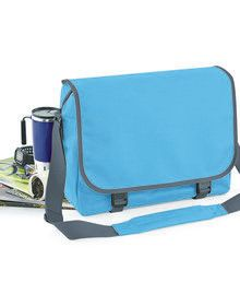 BAGBASE MESSENGER BAG          BRIGHT ROYAL  L'
