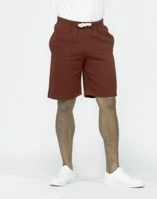CAMPUS SHORTS HEATHER  S'