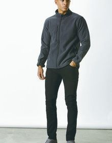 CORPORATE SOFT SHELL JACKET GRAPHITE  S'